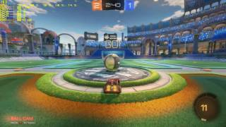 Rocket League [full match] | FPS benchmark [ULTRA] | GTX 970 i5 6600k
