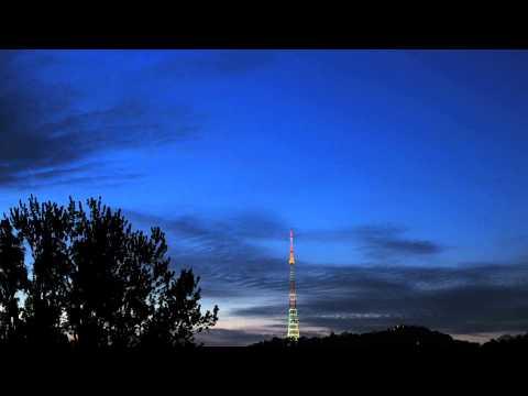Lviv Radio Tower Timelapse