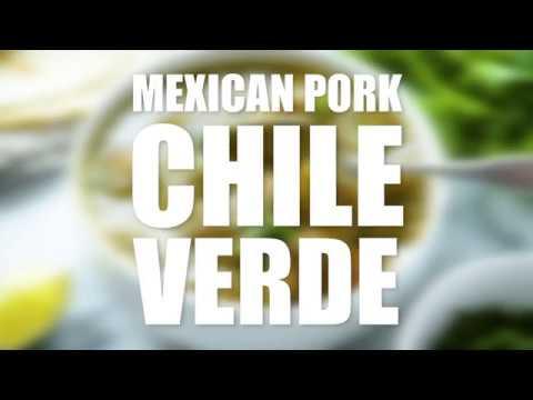 Mexican Pork Chile Verde Recipe