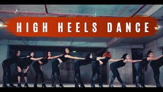 Beginner Heels Dance Choreography | Via Dance BURSA