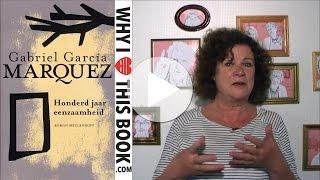 Marjan van den Berg over Honderd jaar eenzaamheid - Gabriel García Márquez