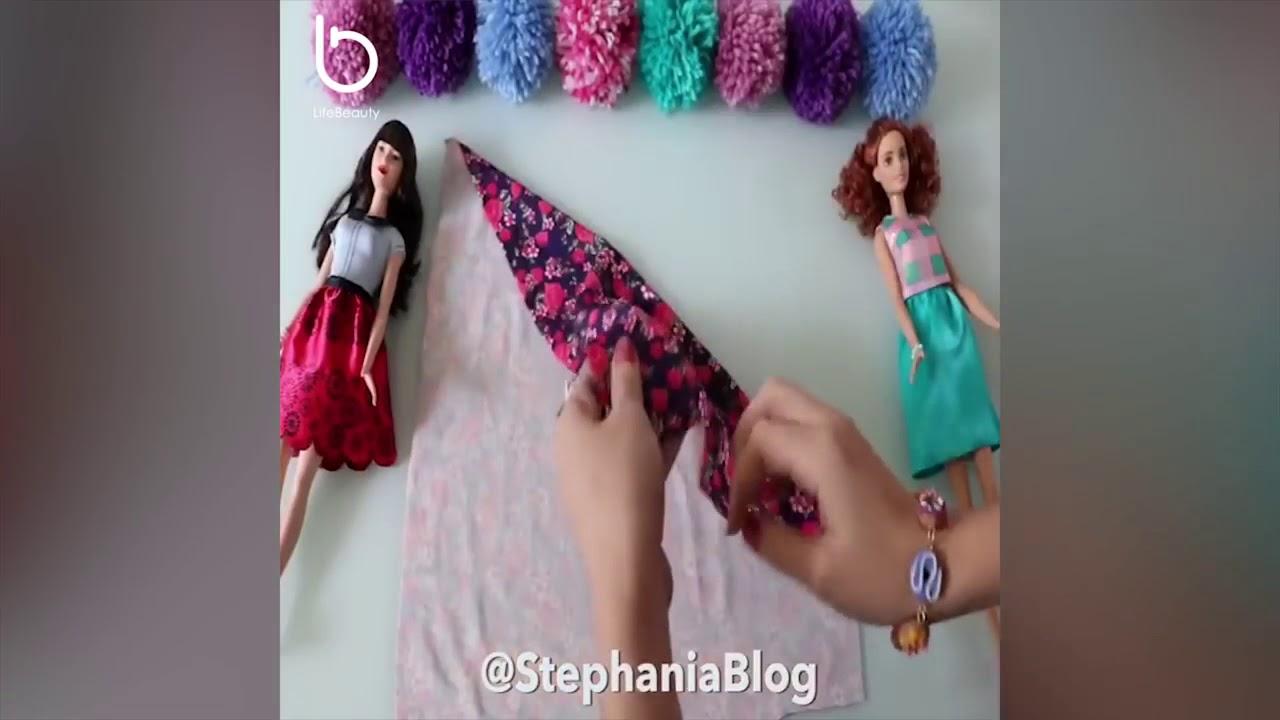 Kleidung Life Hacks! Top 25 Ideen für Mädchen! Handwerk, Raumdekor ...
