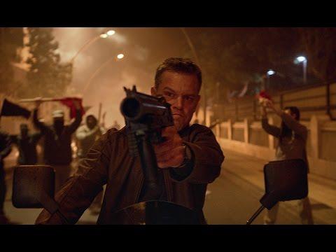 Jason Bourne - TV-spot