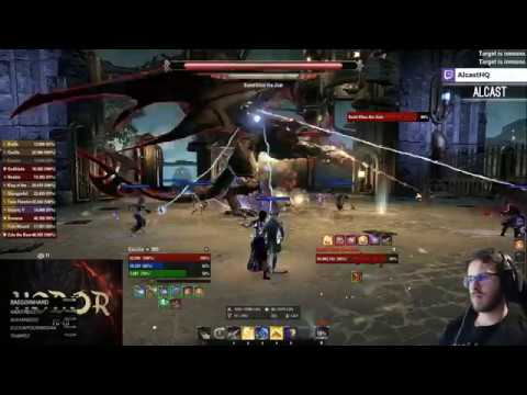 Dual Wield Mini Boss too stronk - Asylum Sanctorium PTS Clockwork City