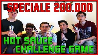 CHALLENGE GAME - SALSE PICCANTI SPECIALE 200.000 w/ St3pNy SurrealPower Anima & Klaus