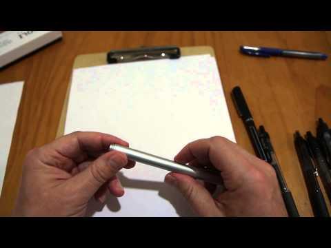 BigIDesign Solid Aluminum Pen Review