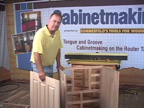 Sommerfeld's Tools for Wood - Router Tables Made Easy - Part 2 ...