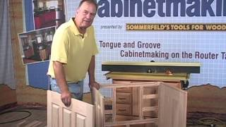 Sommerfeld's Tools For Wood - Router Tables Made Easy - Part 2