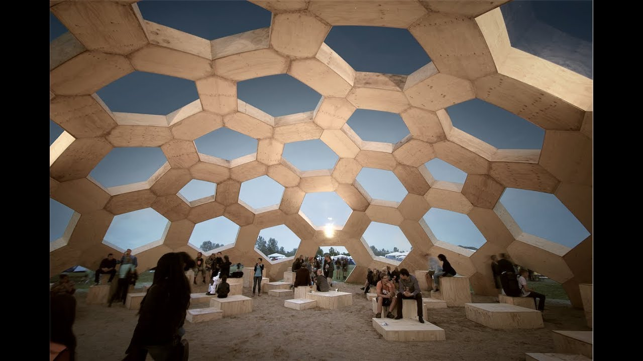 Plywood Dome 2012  YouTube