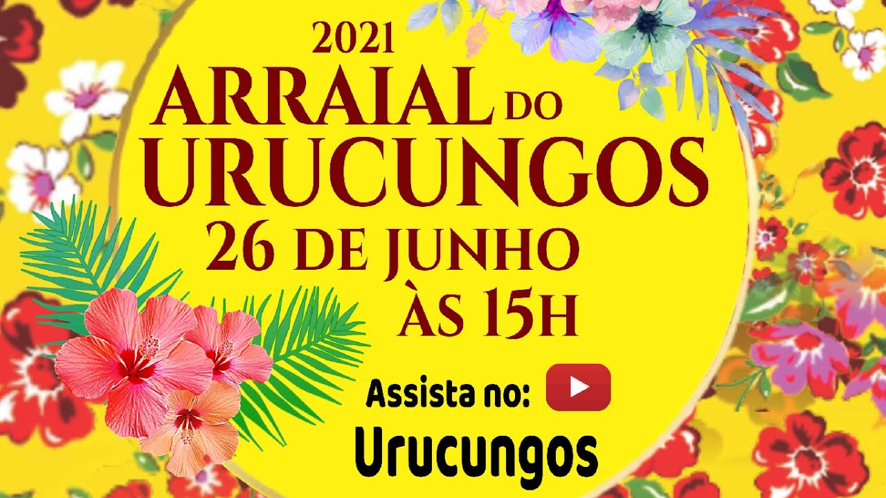 Download Arraial do Urucungos 2021