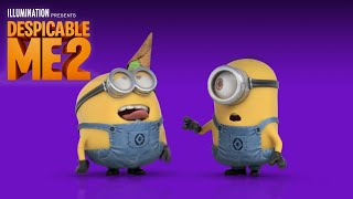 "Video Despicable Me 2 - ""Happy"" Lyric Video by Pharrell Williams - Illumination download MP3, 3GP, MP4, WEBM, AVI, FLV Desember 2017"