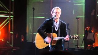 "Amos Lee -""Windows Are Rolled Down"" Live at the Clinton Presidential Center 2014"