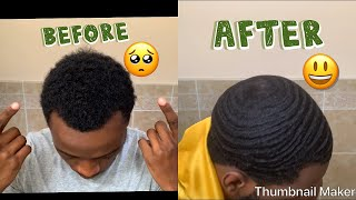 Quickest way to gęt your 360 waves back!!!!!(MUST WATCH)