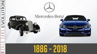W.C.E - Mercedes-Benz Evolution (1886 - 2018)