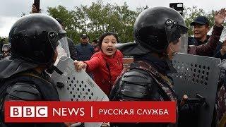 Чудеса в Казахстане: исчезающие чернила, карусели и задержания
