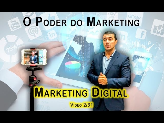 "Marketing Digital: Vídeo 2/31 Série ""O Poder do Marketing"" - Vamos criar um InfoProduto!"