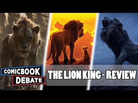 The Lion King (2019) Vs The Lion King (1994) | ComicBook Debate