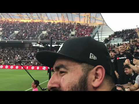 All-access: LAFC defeats Atlanta United, 4-3