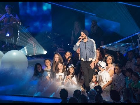 Shem Thomas - Crossroads - Finale - The Voice of Switzerland 2014