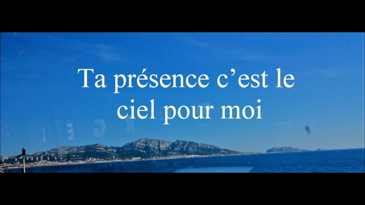 ta-presence-cest-le-ciel-pour-moi-lyrics-keshi