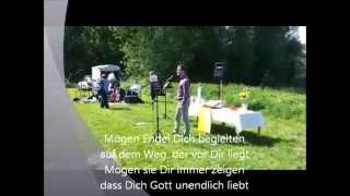 ***DIRK*** Mögen Engel Dich begleiten - Tauflied (Hochzeitssänger)