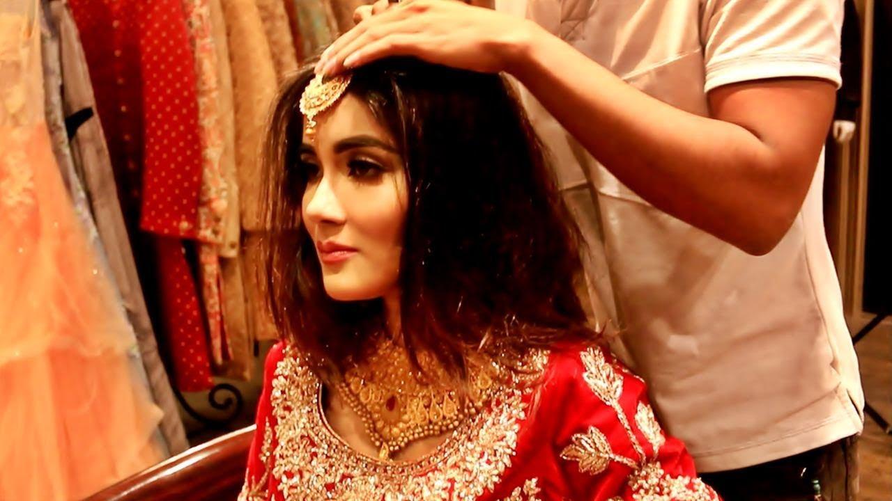 Indian Wedding Dress Jewellery Makeup Look For A Beautiful Bride