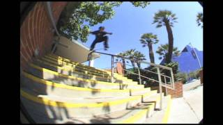 Gnarly skateboard Slam Marius Syvanen VS Hollywood High 16 SYN Archives Tape #3