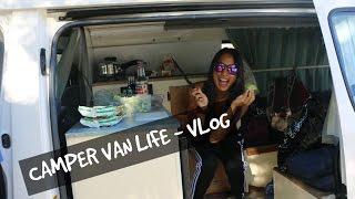 NEW ZEALAND VLOG ~ CAMPER VAN LIFE