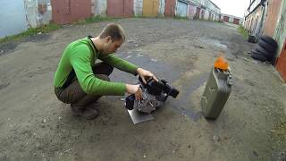 lifan 168F 2 двигатель обзор