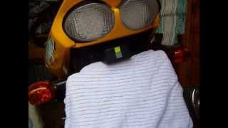 Faulty Meta 357T Alarm/Immobiliser On My ZX6