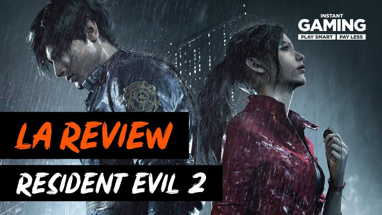 Resident Evil 2 : Biohazard la review