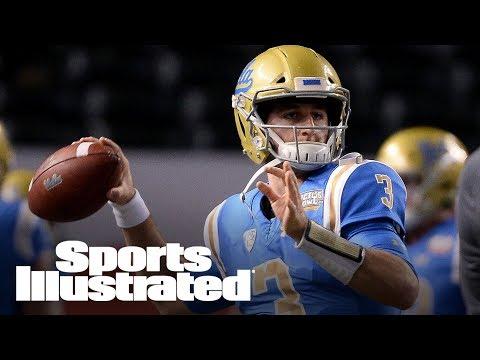 NFL Draft: Josh Rosen Has More Potential Than Sam Darnold, Josh Allen? | SI NOW | Sports Illustrated