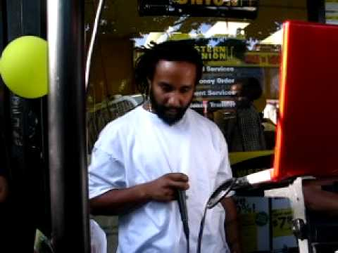 Ky-Mani Marley in Brooklyn with Irie Jam Radio---Part 3