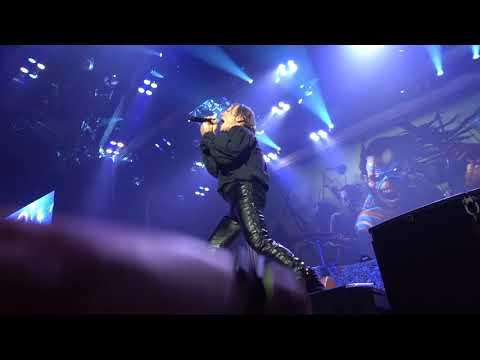 Iron Maiden - The Clansman Live @ Arena Zagreb 24.7.2018
