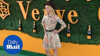 Celebrities turned out in droves for Veuve Clicquot Polo Classic - Daily Mail