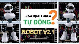 EA Forex ROBOT Ichimoku Ver 2.1