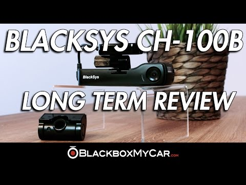 BEST VALUE 2-CHANNEL DASH CAM: BlackSys CH-100B Long Term Review - BlackboxMyCar