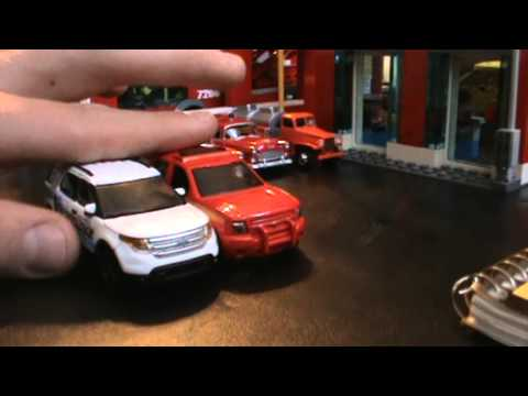 Greenlight: Hot Pursuit 2011 Ford Explorer - Westfield ...