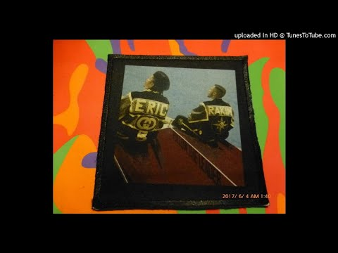 eRIC b & rAKIM - lYRICS oF fURY (fOLLOW tHE lEADER) (1988)