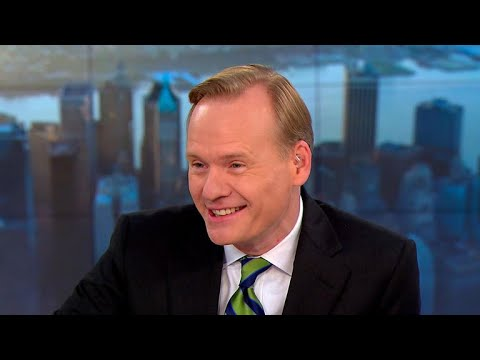"""CBS This Morning"" welcomes new co-host John Dickerson"