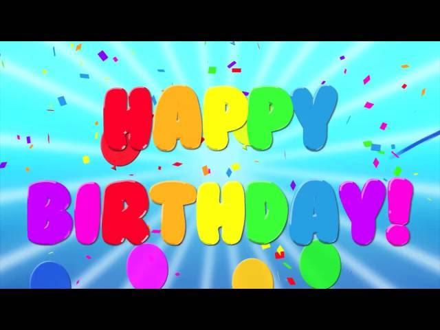 Happy Birthday Annabel
