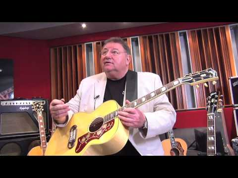 Greg Lake of Emerson, Lake and Palmer