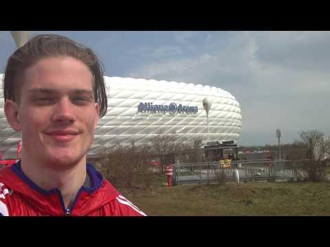 Memories at the Allianz Arena