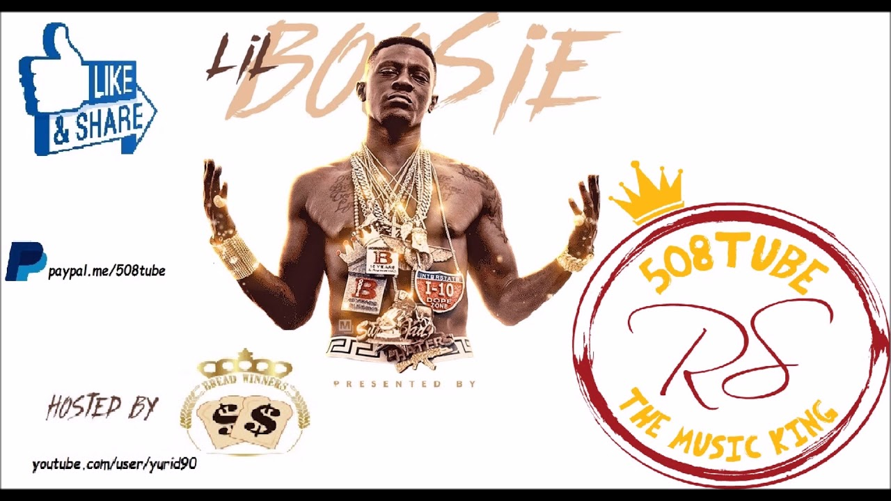 Boosie Badazz - My Avenue (NEW 2018)