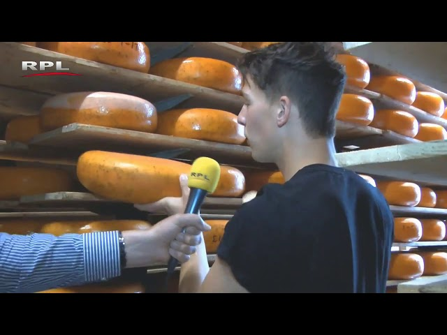 Het kaaspakhuis - Bedrijvigheid - RPL TV Woerden - 22 november 2013
