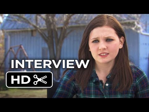 August: Osage County Interview - Abigail Breslin (2013) - Meryl Streep Movie HD