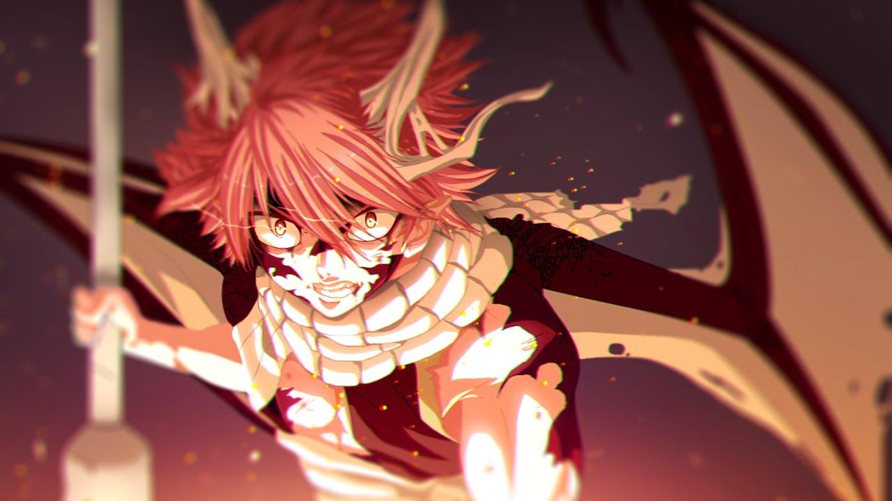 Fairy Tail - Natsu's E.N.D Form?! - YouTube