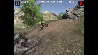 Мототриал по бездорожью // Moto Trials Offroad