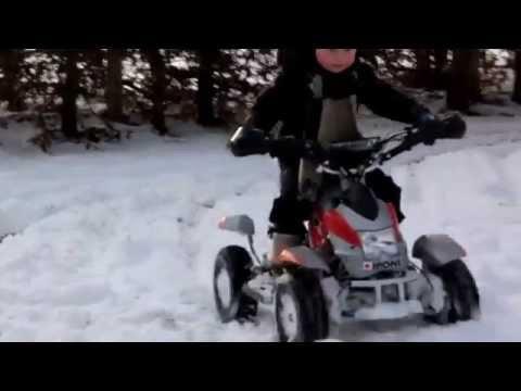 Детский Квадроцикл Казахстан.