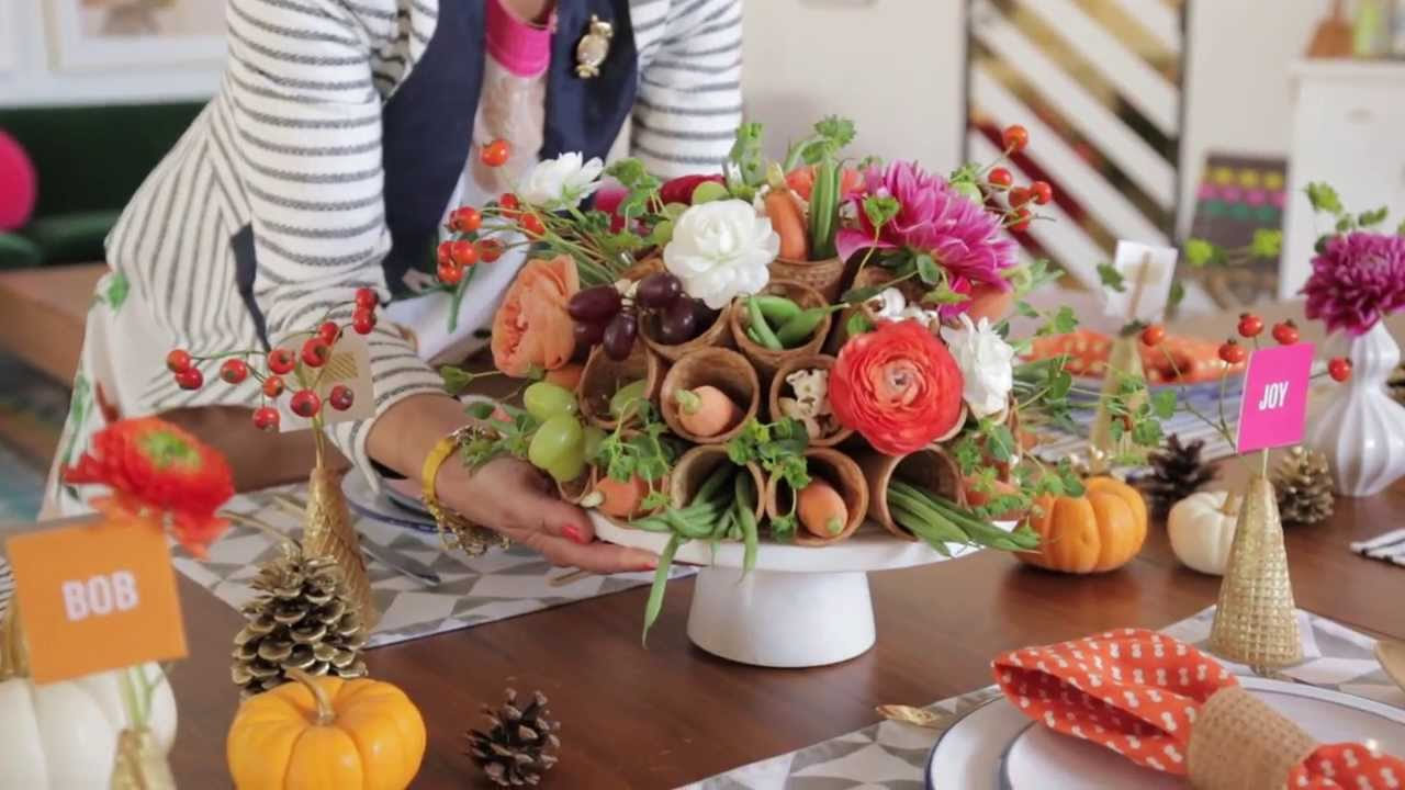 A Sweet Way To Decorate Your Dining Table For Guests   YouTube